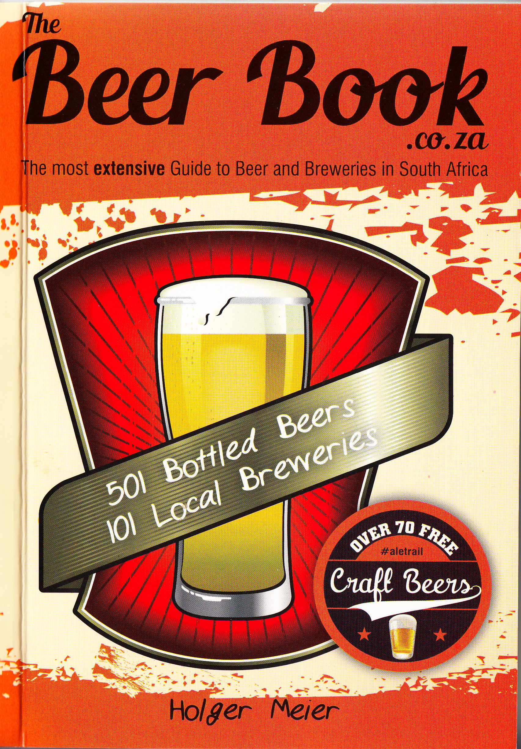 Book Cover Craft Beer ~ The beer book za xavier nagel agencies